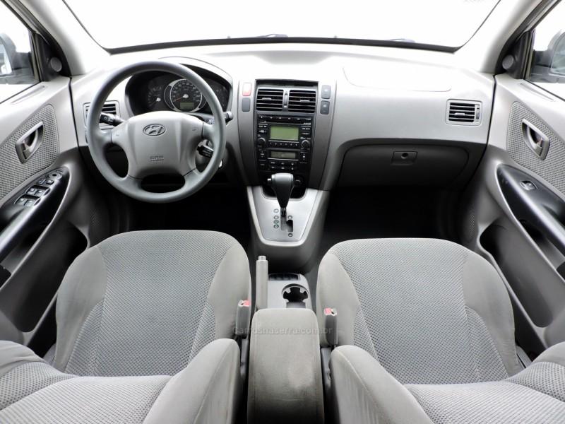 TUCSON 2.0 MPFI GLS 16V 143CV 2WD GASOLINA 4P AUTOMÁTICO - 2012 - NOVO HAMBURGO