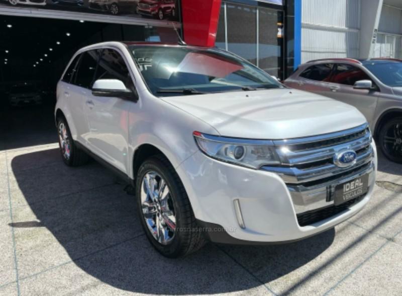 edge 3.5 limited awd v6 24v gasolina 4p automatico 2012 novo hamburgo