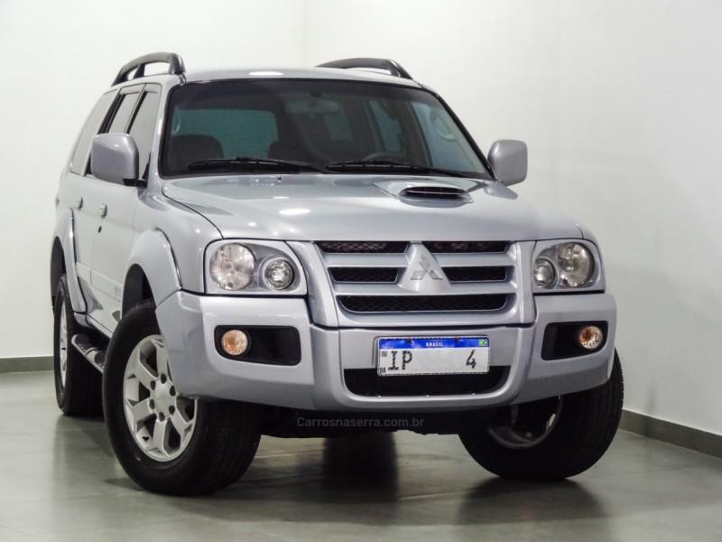 pajero sport 2.5 hpe 4x4 8v turbo intercooler diesel 4p manual 2010 farroupilha