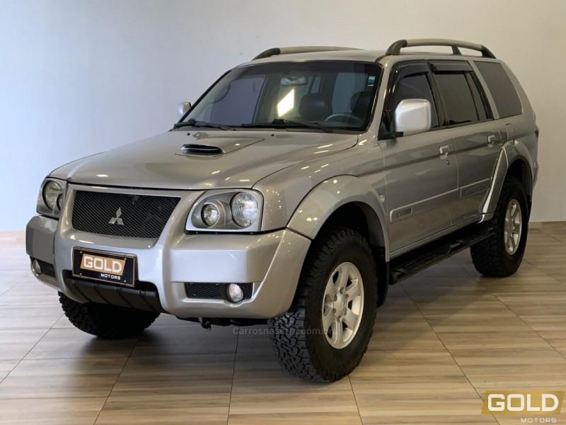 pajero sport 3.5 hpe 4x4 v6 24v gasolina 4p automatico 2007 caxias do sul