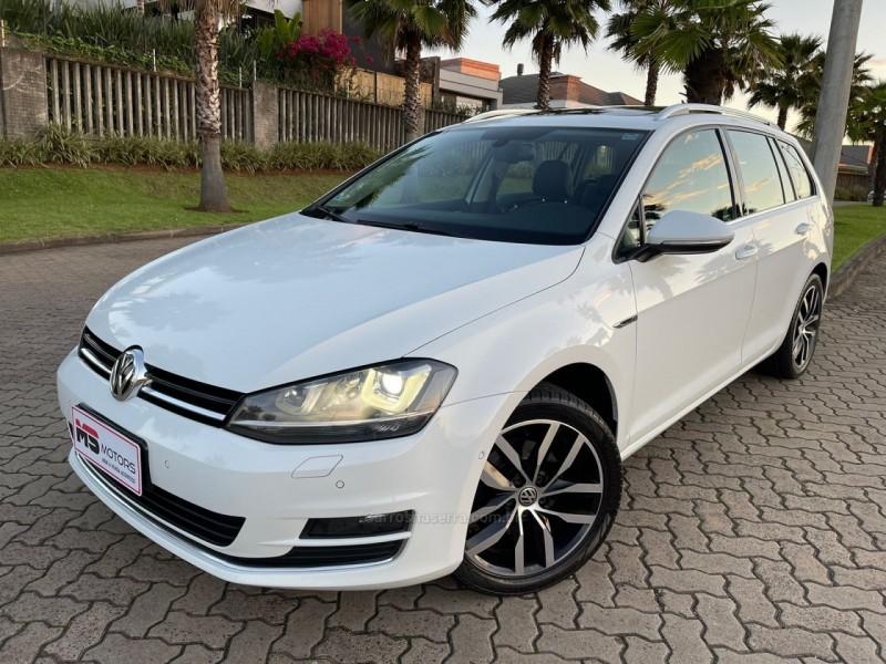 golf 1.4 tsi variant highline 16v gasolina 4p automatico 2016 novo hamburgo