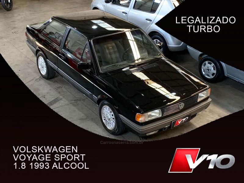 voyage 1.8s sport 8v alcool 2p manual 1993 caxias do sul