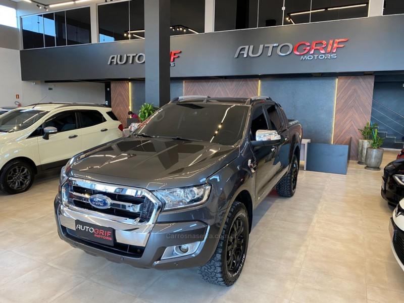 ranger 3.2 limited 4x4 cd 20v diesel 4p automatico 2018 campo bom