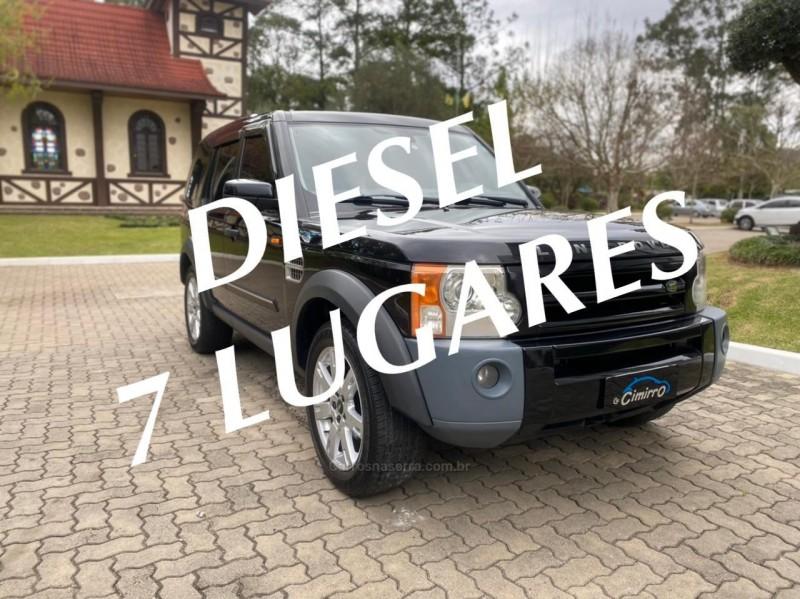 discovery 3 2.7 se 4x4 v6 24v turbo diesel 4p automatico 2008 igrejinha