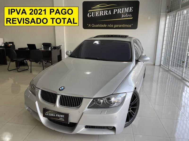 335i 3.0 24v 306cv bi turbo gasolina 4p automatico 2008 caxias do sul