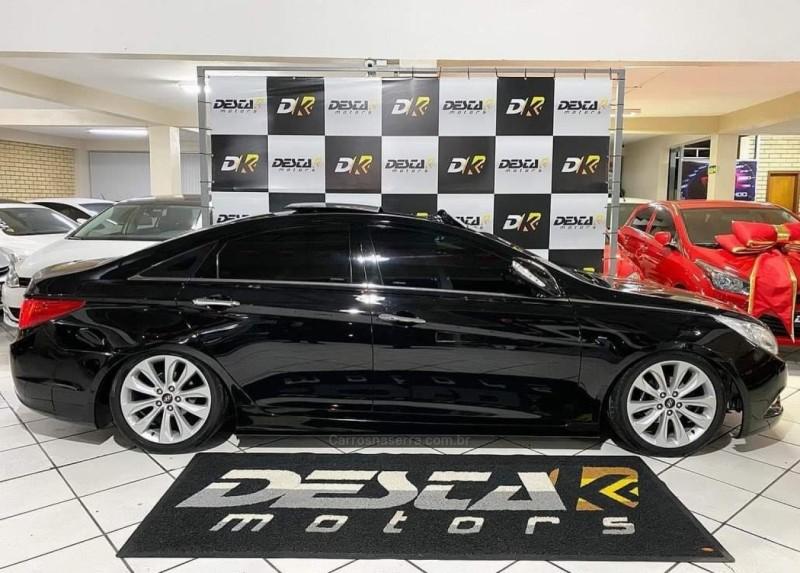 sonata 2.4 mpfi v4 16v 182cv gasolina 4p automatico 2012 novo hamburgo