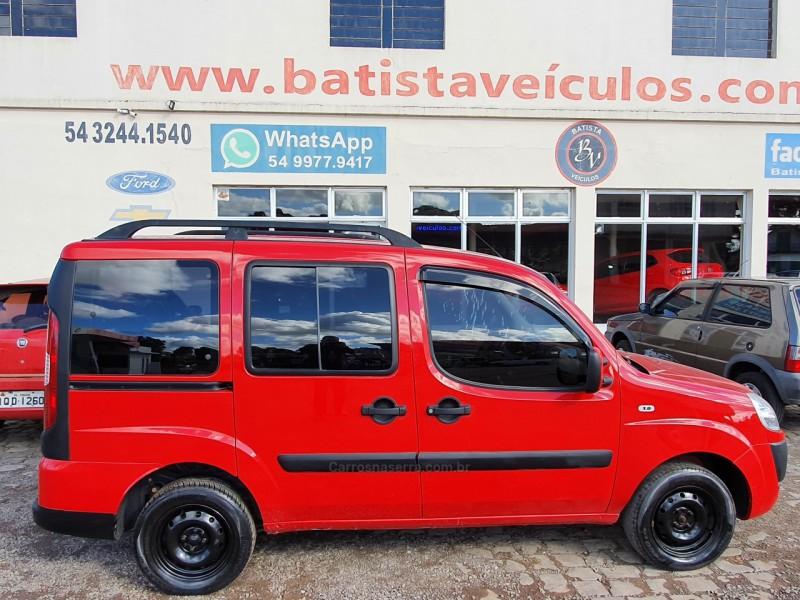 doblo 1.8 mpi essence 16v flex 7p manual 2014 sao francisco de paula