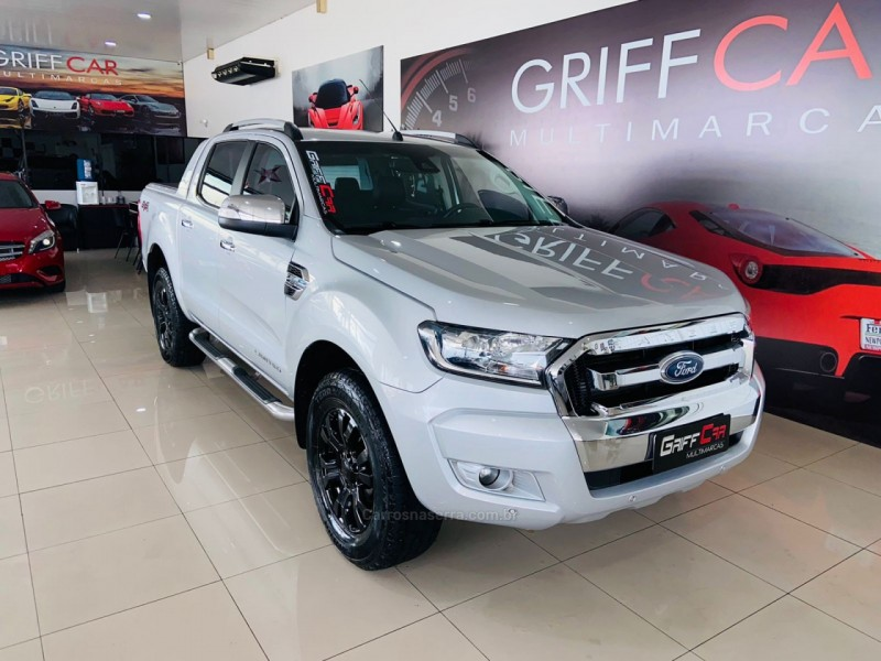 ranger 3.2 limited 4x4 cd 20v diesel 4p automatico 2018 dois irmaos
