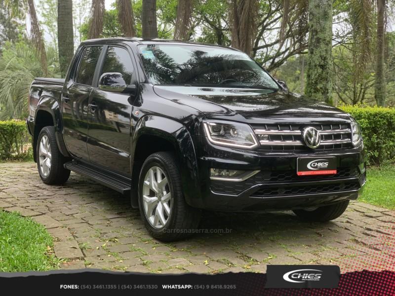 amarok 3.0 v6 tdi highline cd diesel 4motion automatico 2019 carlos barbosa