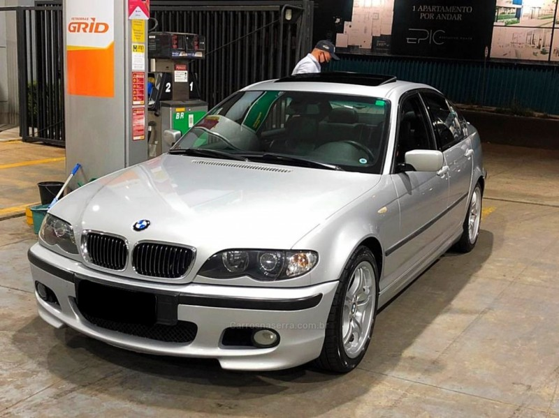 330i 3.0 motorsport sedan 24v gasolina 4p automatico 2002 passo fundo