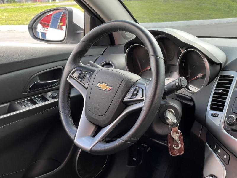 CRUZE 1.8 LT SPORT6 16V FLEX 4P AUTOMÁTICO - 2013 - FARROUPILHA