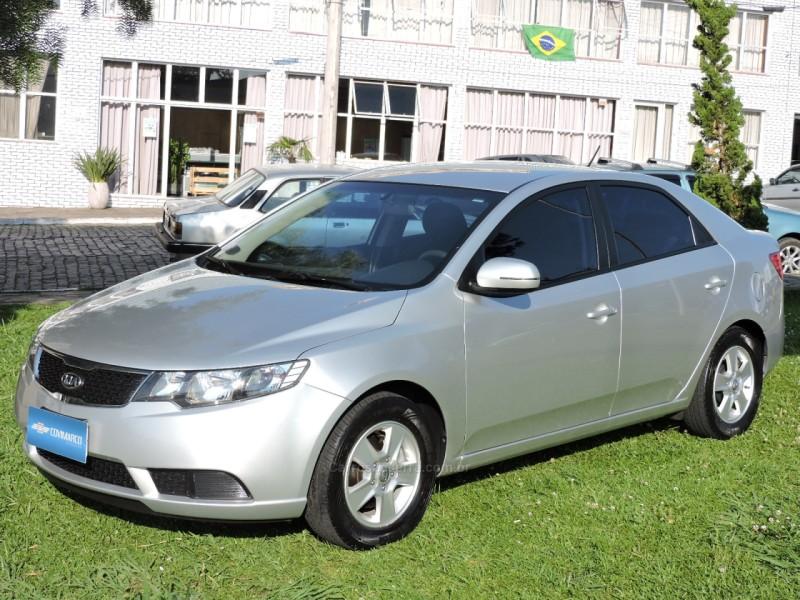 cerato 1.6 ex sedan 16v gasolina 4p manual 2011 sao marcos