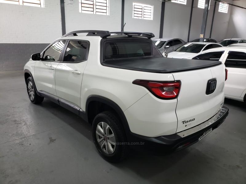TORO 1.8 16V EVO FLEX FREEDOM AUTOMÁTICO - 2019 - GARIBALDI
