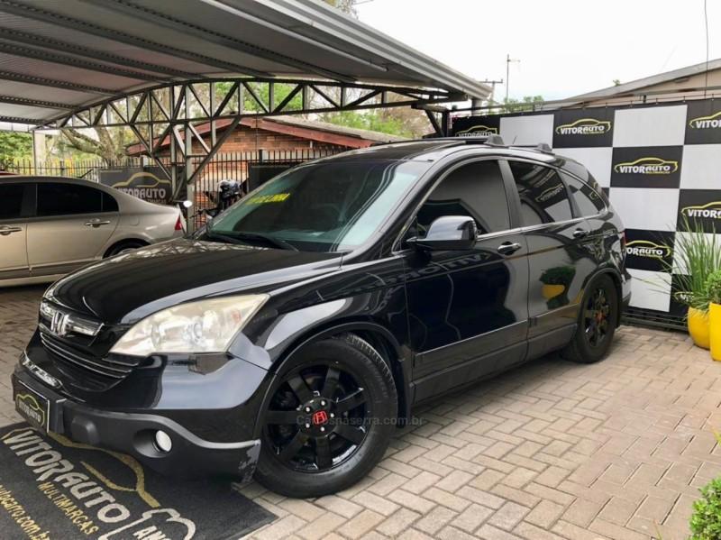 crv 2.0 exl 4x4 16v gasolina 4p automatico 2009 estancia velha