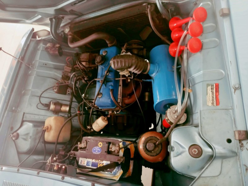 CORCEL 1.4 8V GASOLINA 2P MANUAL - 1977 - FELIZ