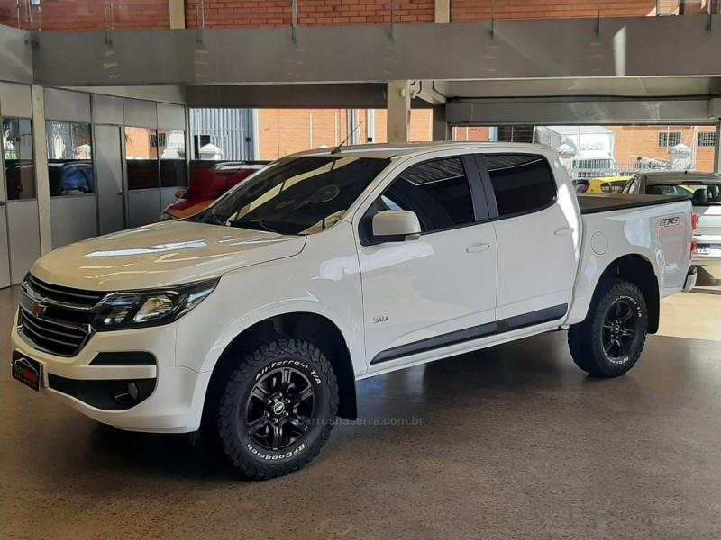 s10 2.8 lt 4x4 cd 16v turbo diesel 4p automatico 2018 caxias do sul
