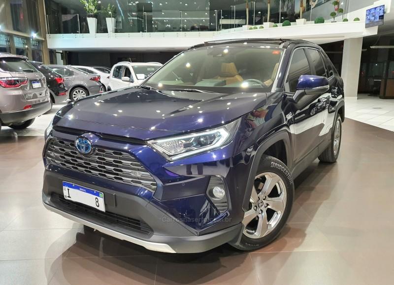 rav4 2.5 sx lawd hybrid 4x4 16v gasolina 4p automatico 2019 farroupilha
