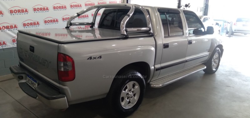 s10 2.8 4x4 cd 12v turbo intercooler diesel 4p manual 2001 portao