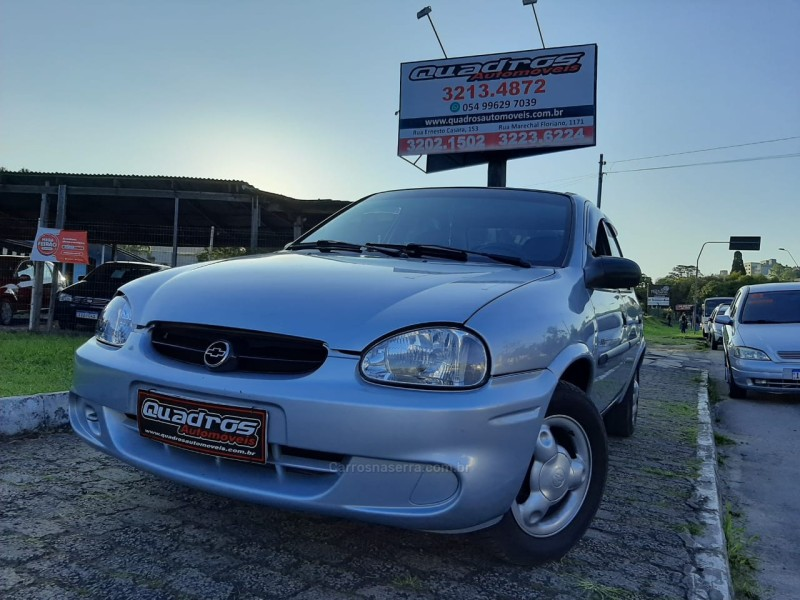 corsa 1.0 mpfi classic sedan life 8v flex 4p manual 2007 caxias do sul
