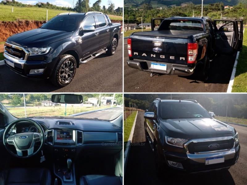 ranger 3.2 limited plus 4x4 cd 20v diesel 4p automatico 2017 nova bassano