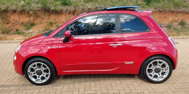 500 1.4 sport 16v gasolina 2p automatizado 2010 sao marcos