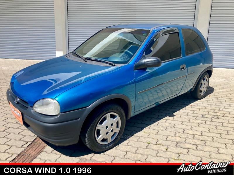 corsa 1.0 efi wind 8v gasolina 2p manual 1996 caxias do sul