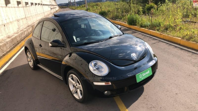 new beetle 2.0 mi 8v gasolina 2p automatico 2008 garibaldi