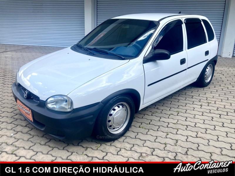 corsa 1.6 mpfi gl 8v gasolina 4p manual 1996 caxias do sul