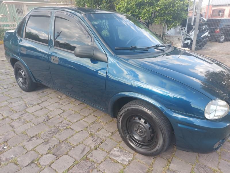 corsa 1.0 mpfi wind sedan 8v gasolina 4p manual 2000 caxias do sul