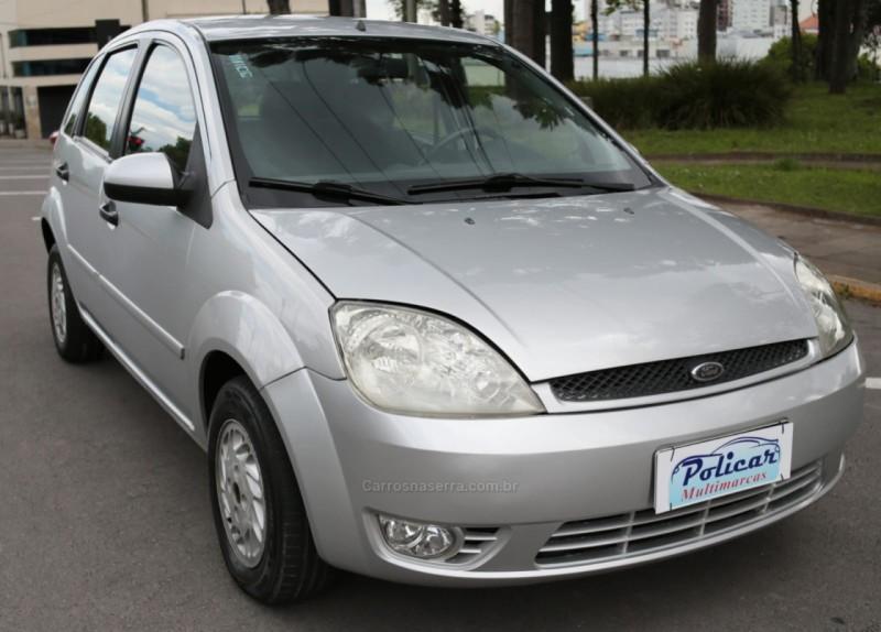 fiesta 1.0 mpi supercharger 8v gasolina 4p manual 2003 caxias do sul
