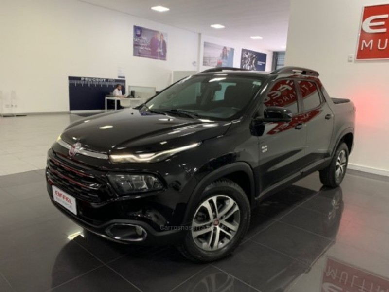 toro 2.0 16v turbo diesel freedom 4wd at9 automatico 2018 bento goncalves