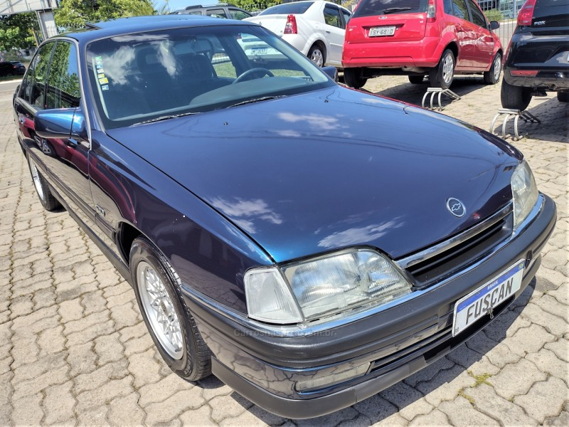 omega 3.0 mpfi cd 12v gasolina 4p automatico 1994 caxias do sul